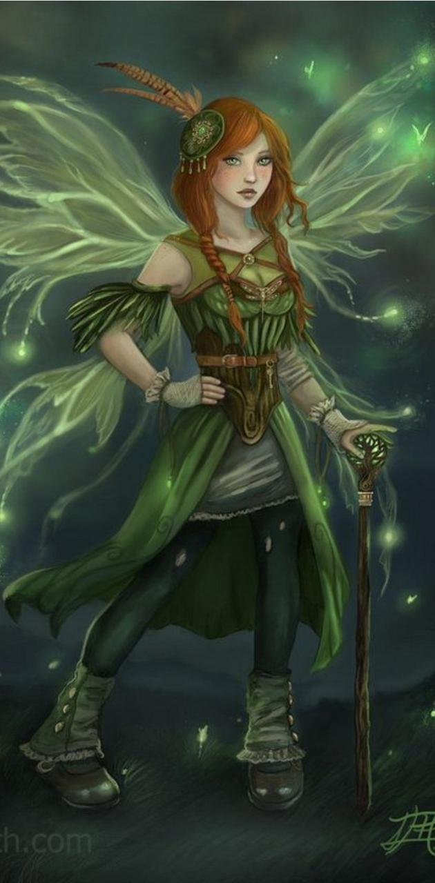 Irish Pixie