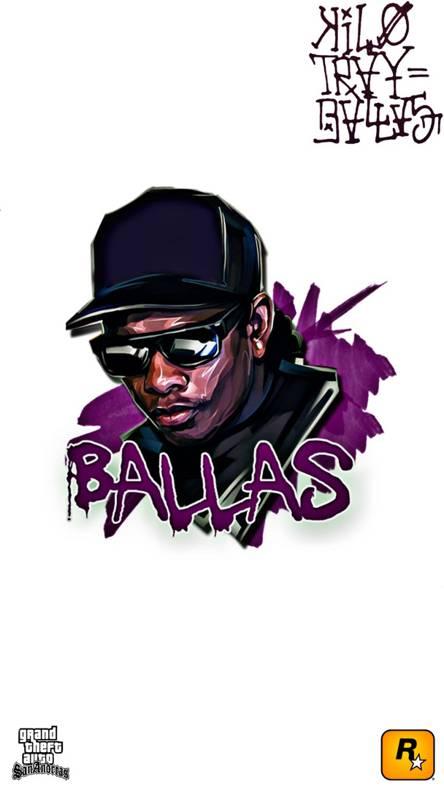 The ballas gta
