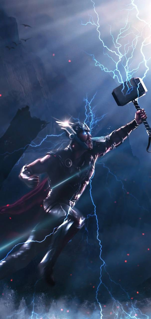 Thor-Magic-Lights-3D