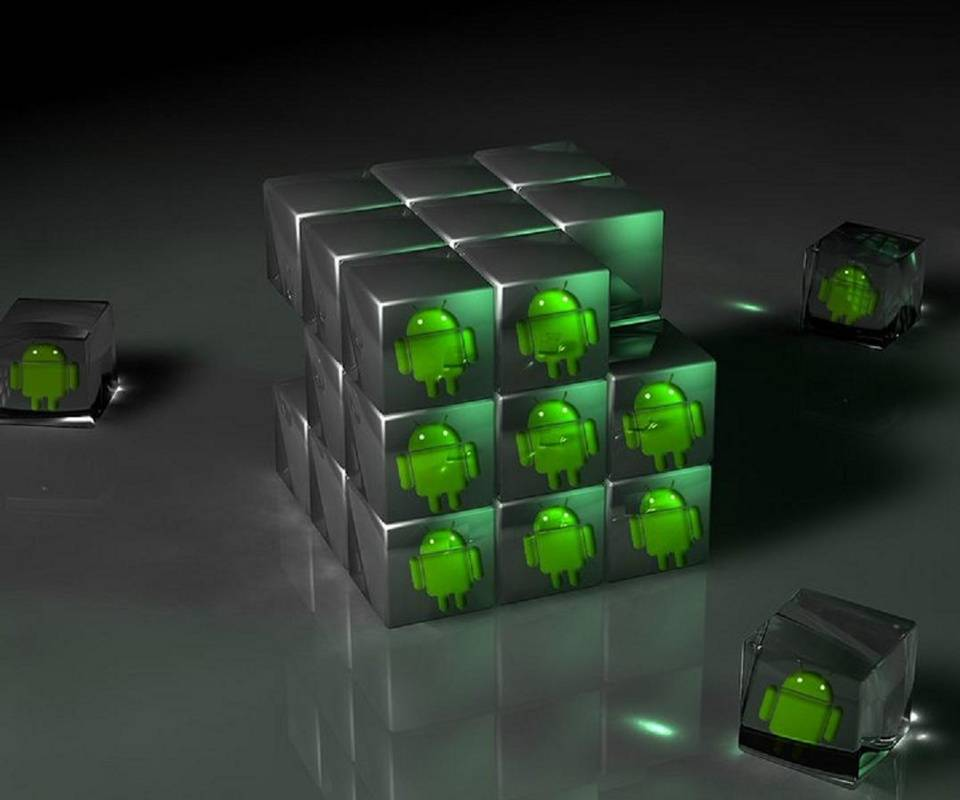 Android Cube