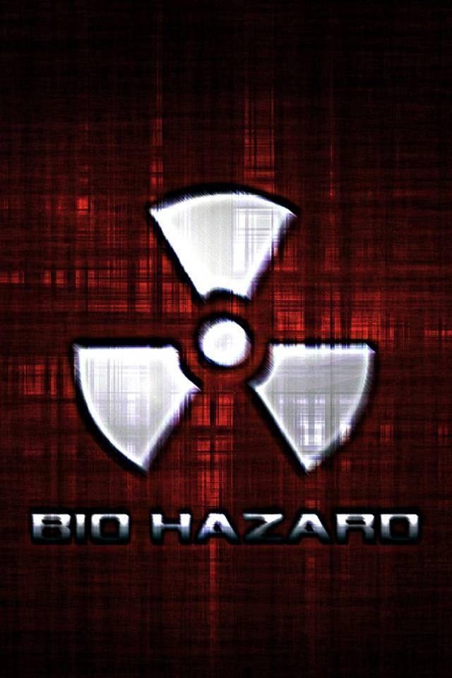 Biohazard White