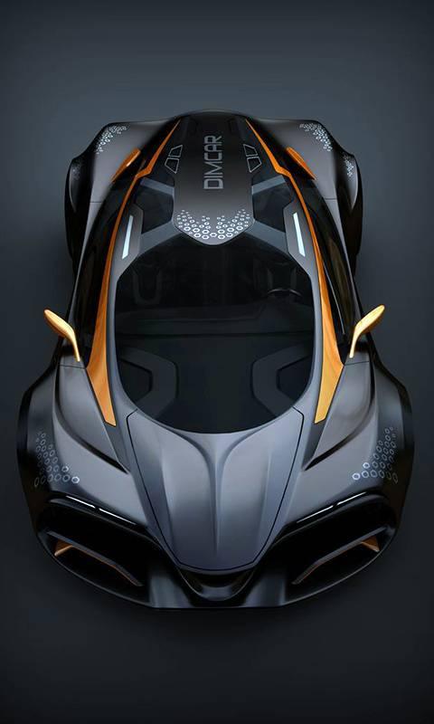 Lada raven above