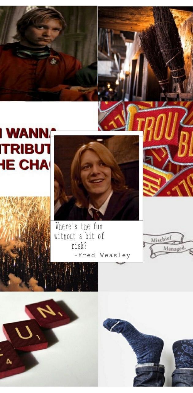 Fred Weasley Wallpaper