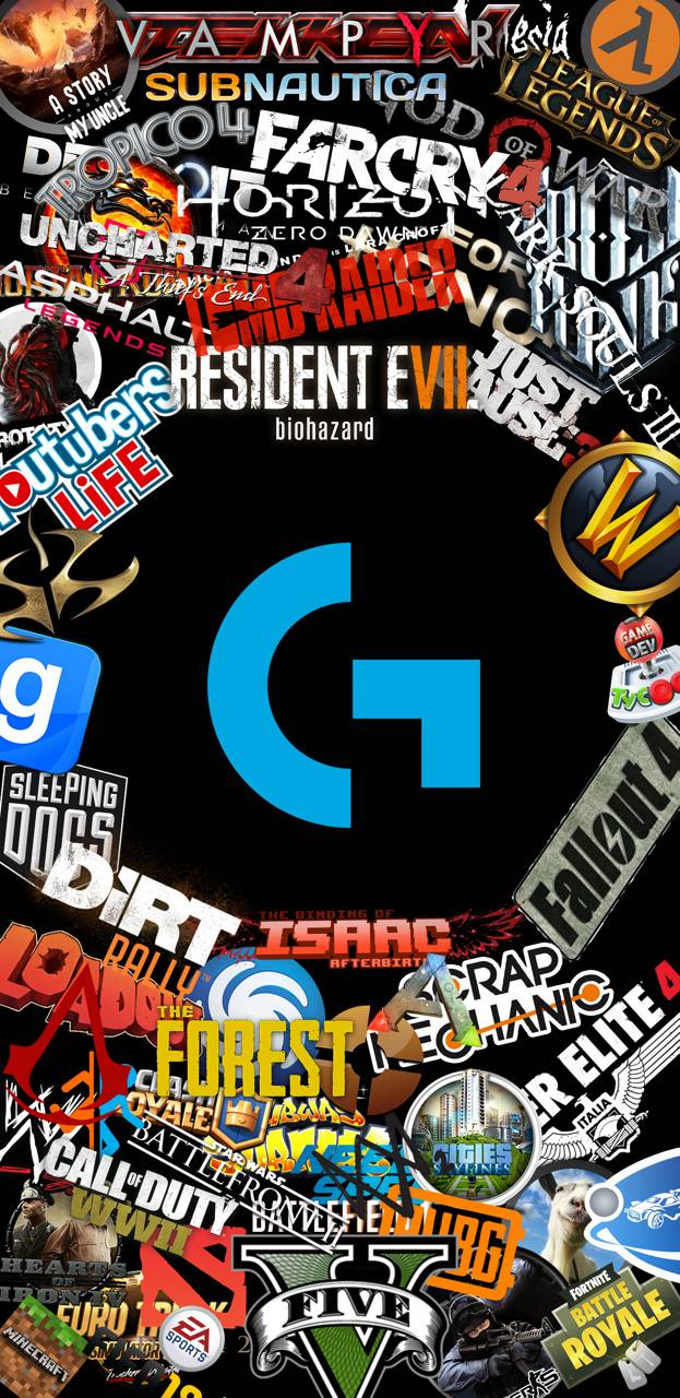 Logitech Gaming Wallpaper By Jujo Play C3 Free On Zedge