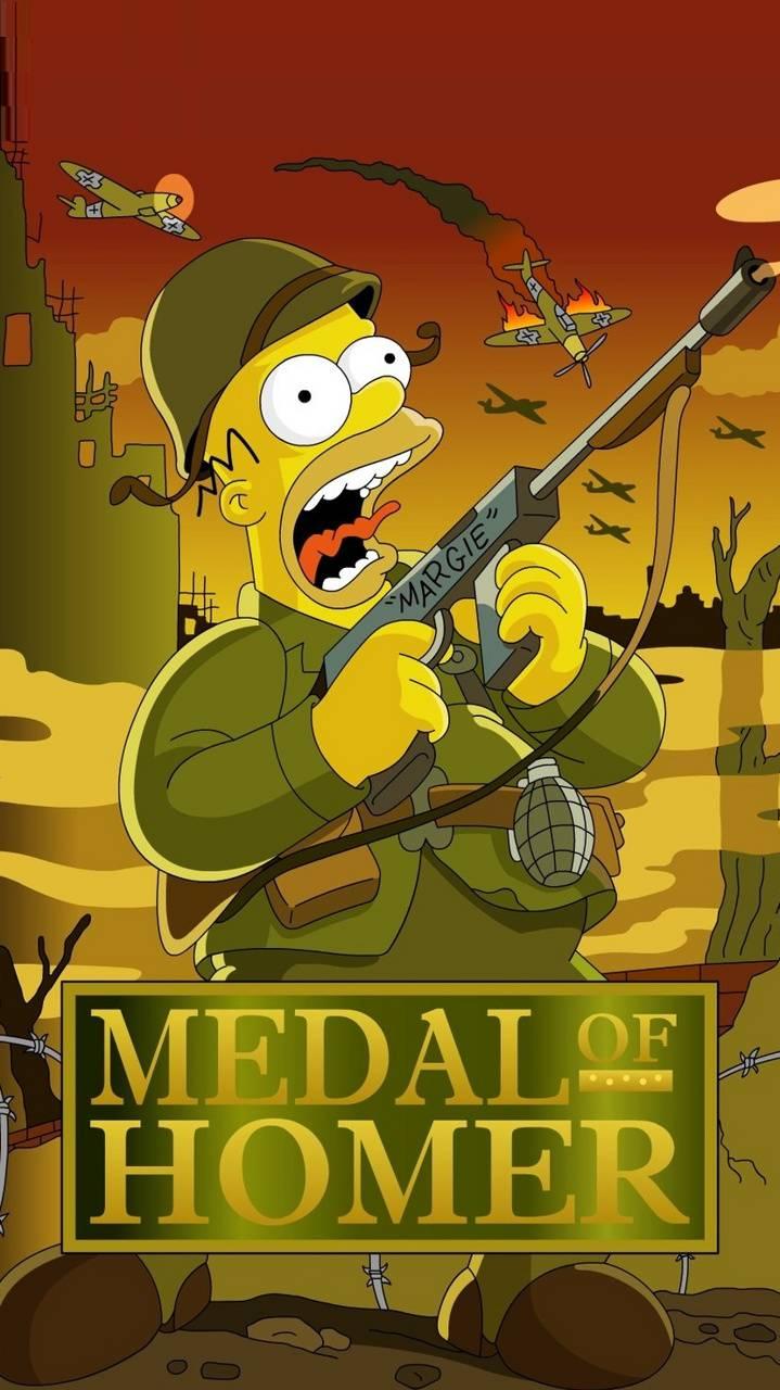Medal of Homer