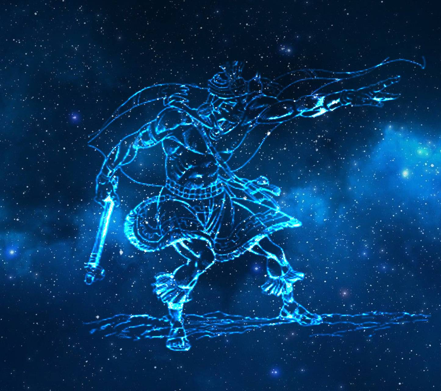 Inka Warrior