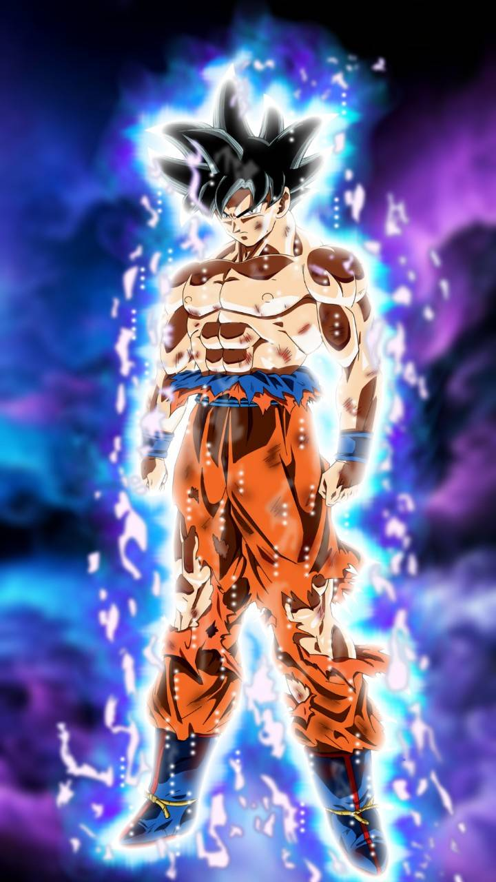 Ultra Instinct Goku Ringtones And Wallpapers Free By Zedge
