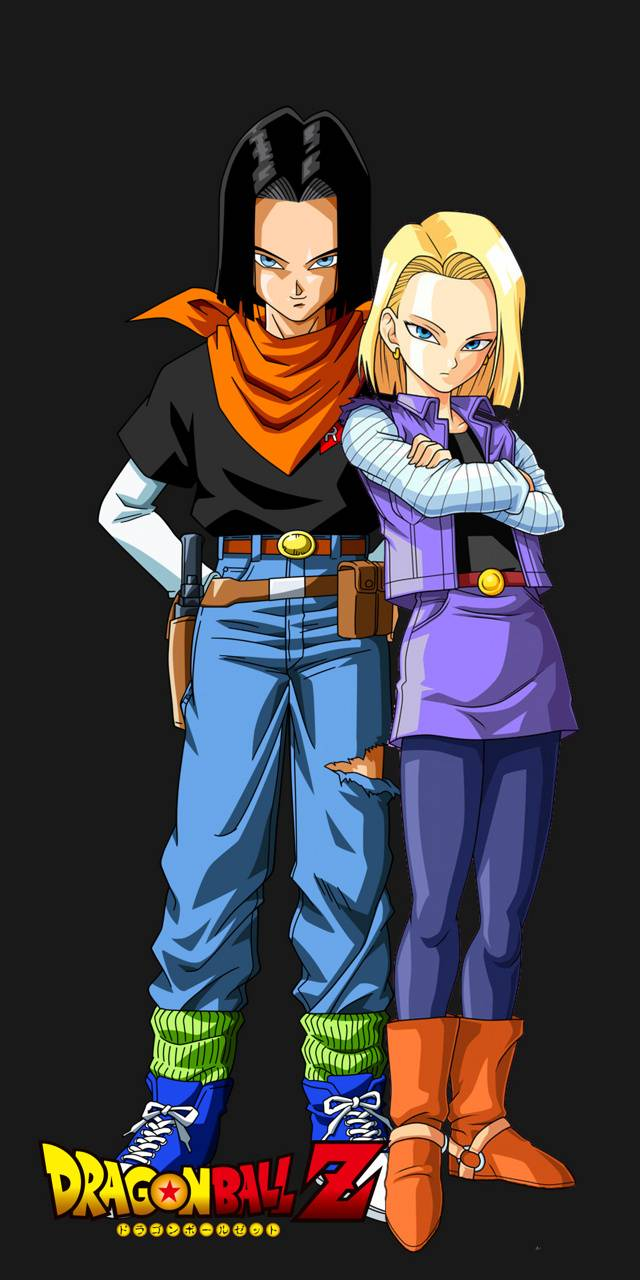 Android 17 And 18 Wallpaper By Eddy0513 19 Free On Zedge
