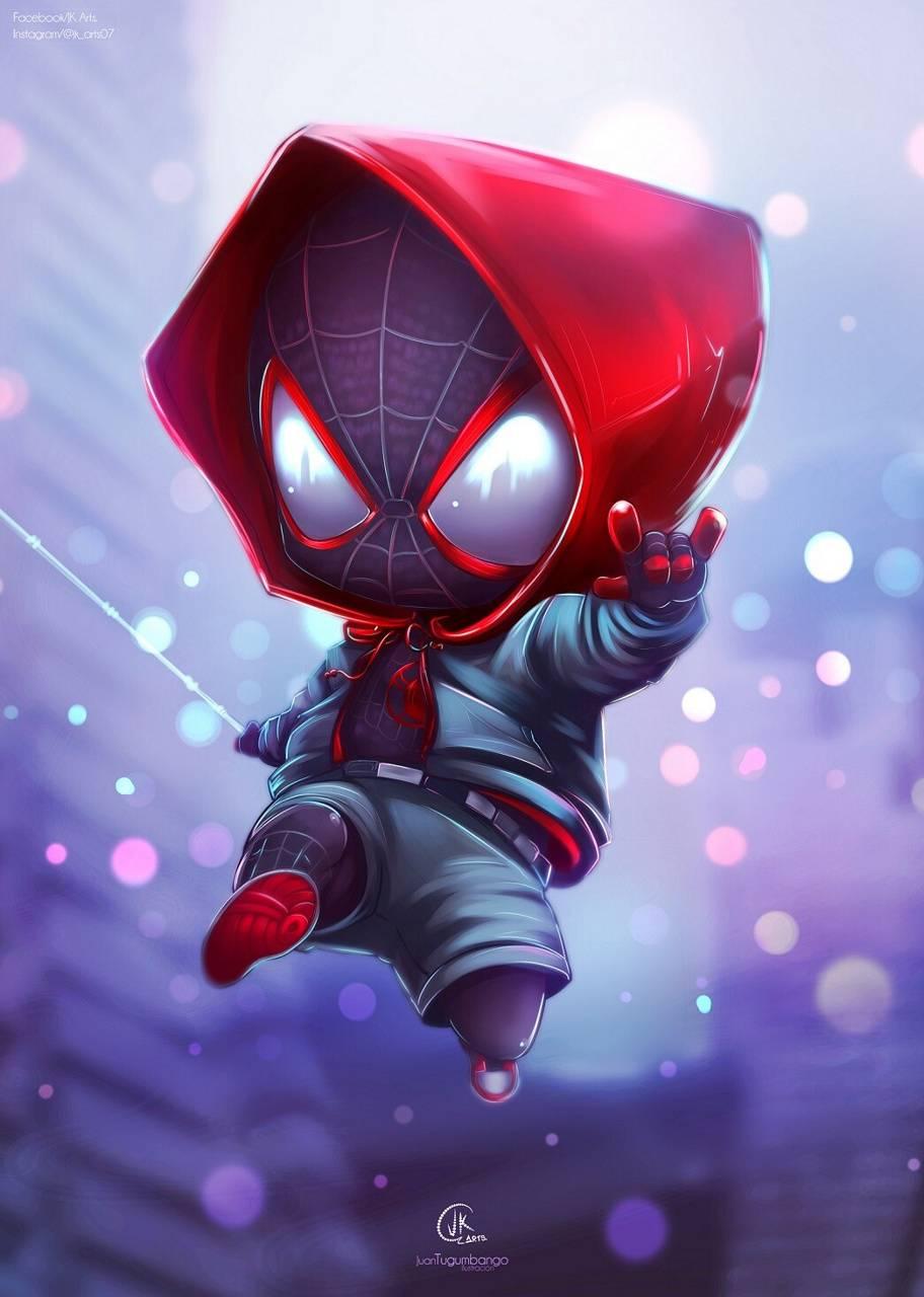 SpiderChibi