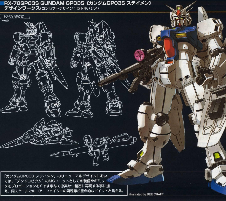 RX-78GP01 Gundam