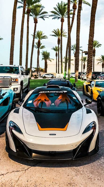 Supercar meetup