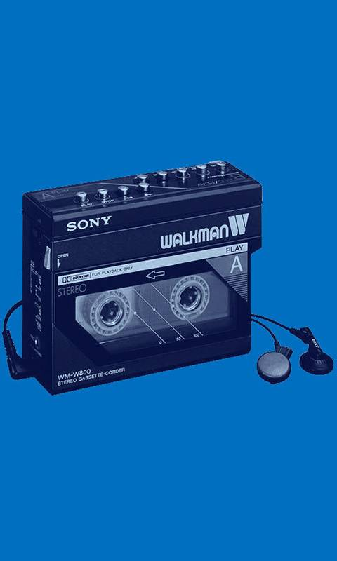the walkman sony