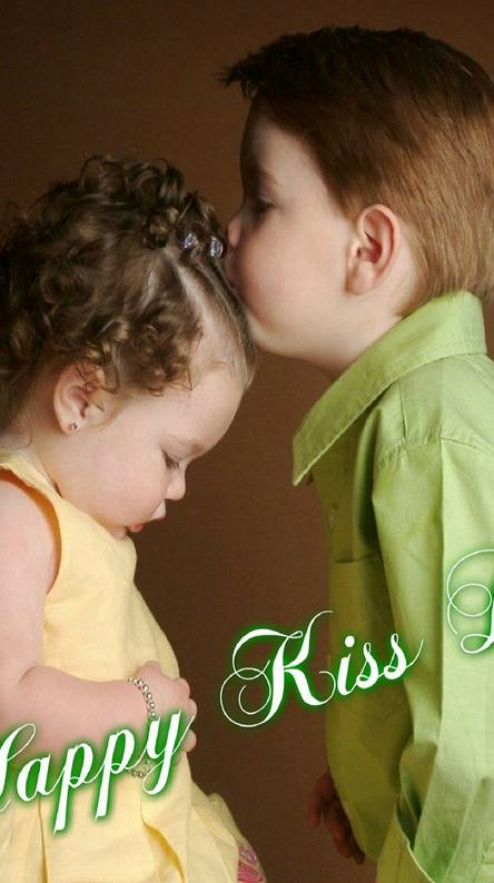 Happy Boy Wallpapers Kiss Day