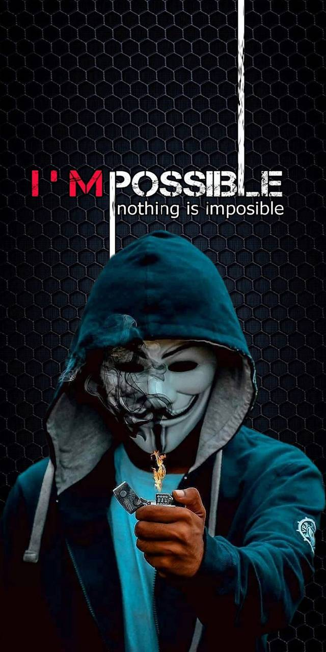 I AM Possible Hack wallpaper by DPTouch