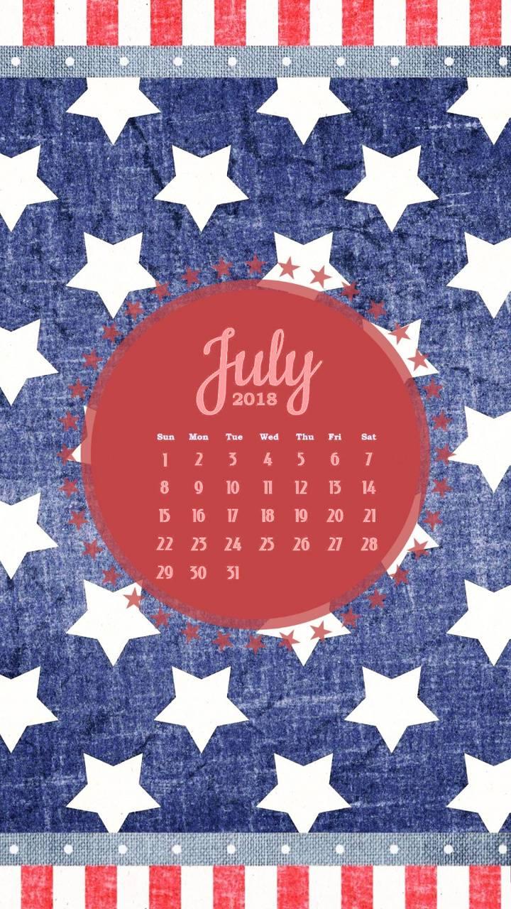 July 2018 Patriotic