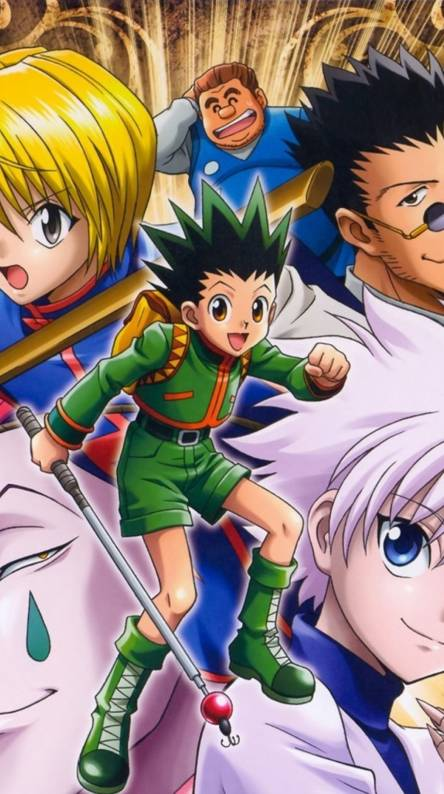 Wallpapers Hunter X Hunter Hd Edition By Caixia Yuwen