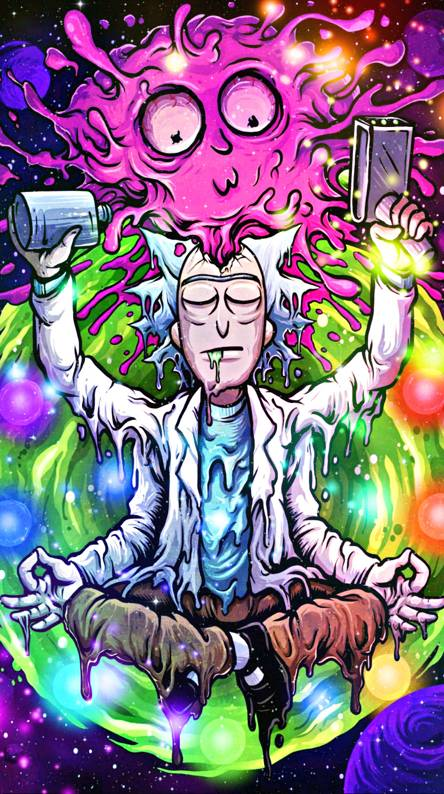 Enlightened Rick