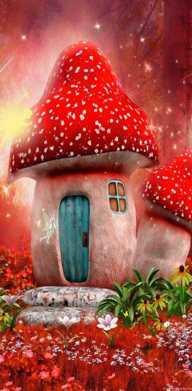 Smurf home