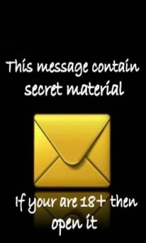 Secret Material