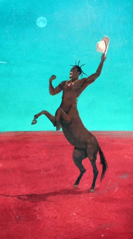 Artist And World Artist News Travis Scott Rodeo Wallpaper