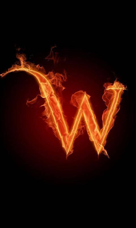 W on Fire