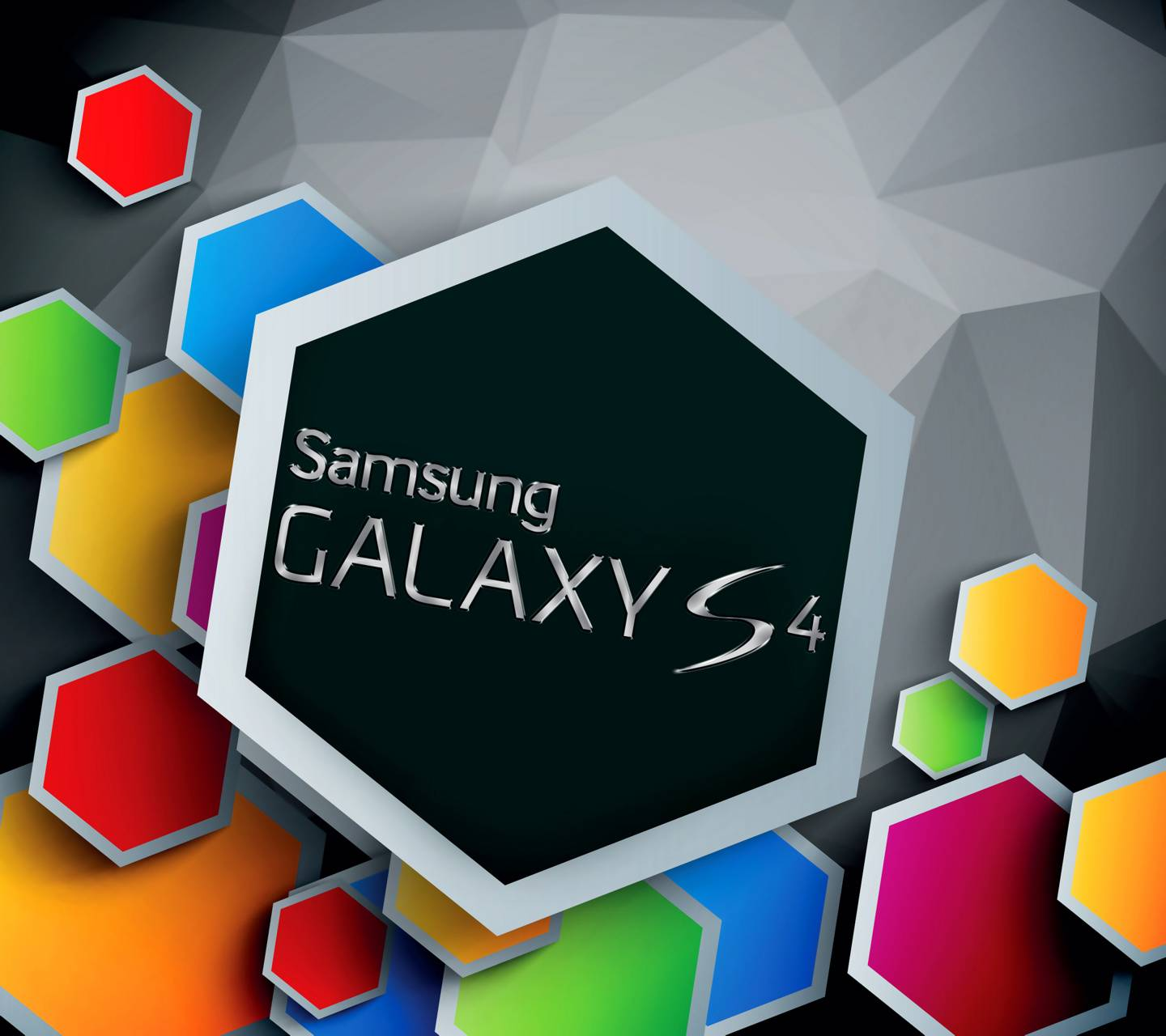 Colorful Galaxy S4