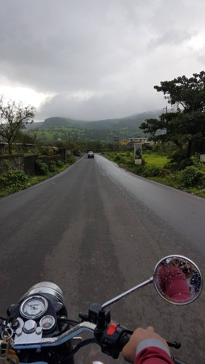 Ride to nature