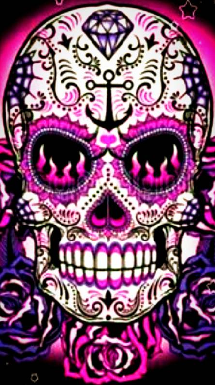Sugar Skull Wallpapers Free By Zedge