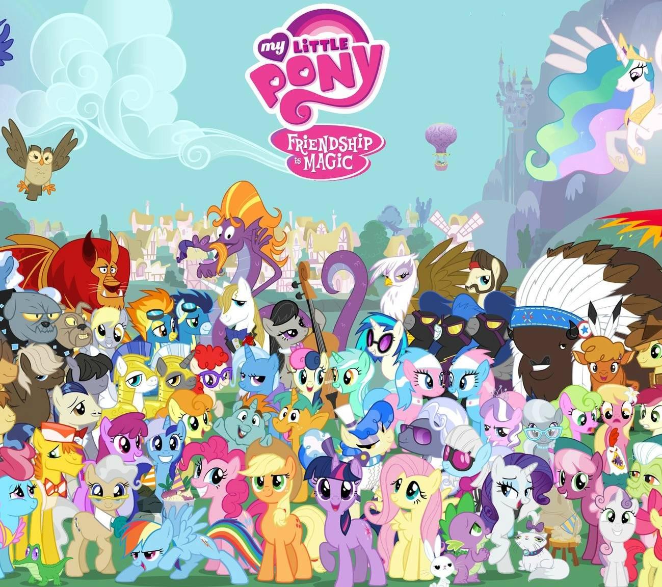 My Little Pony G4