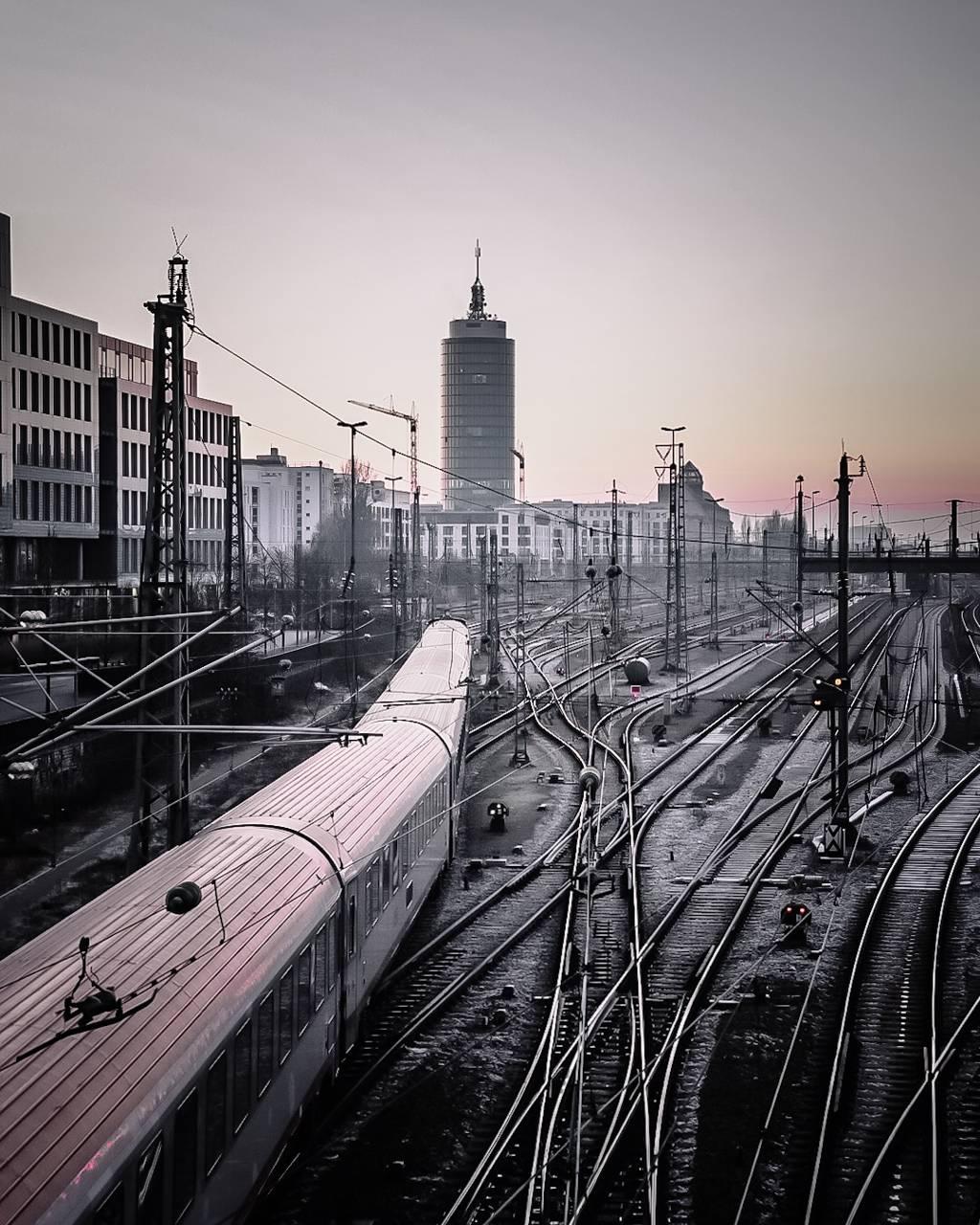 Munich railway