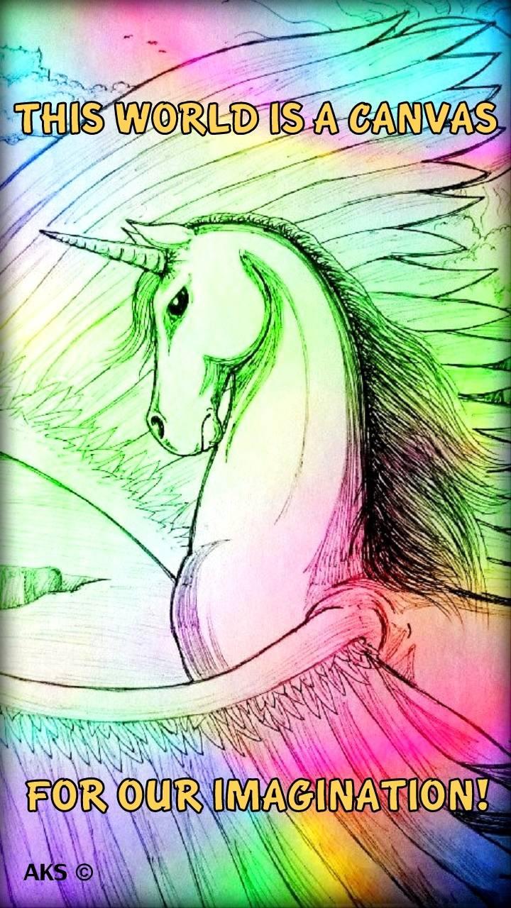 Imagination Alicorn