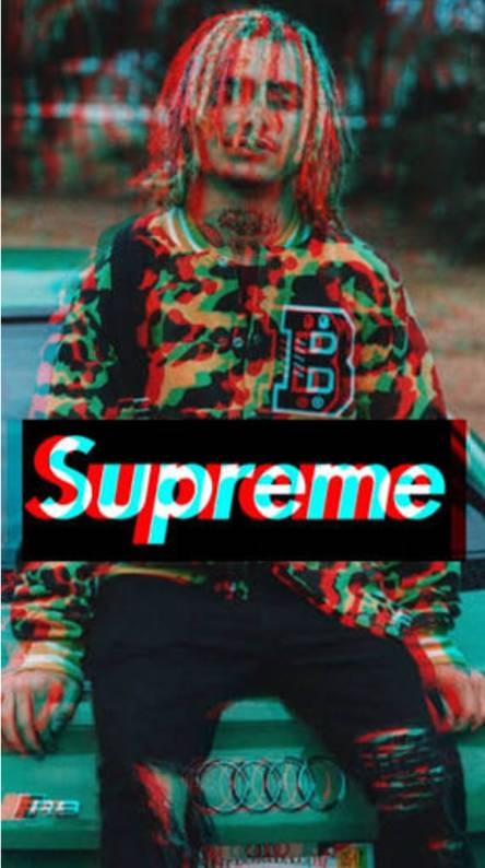 Lil pump wallpapers free by zedge - Hd supreme iphone wallpaper ...