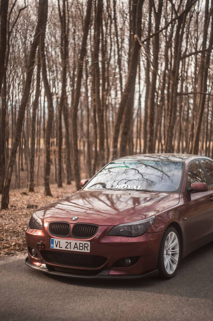 bmw e60 M5look