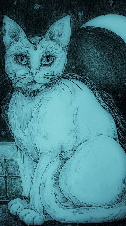 Feline Pharaoh