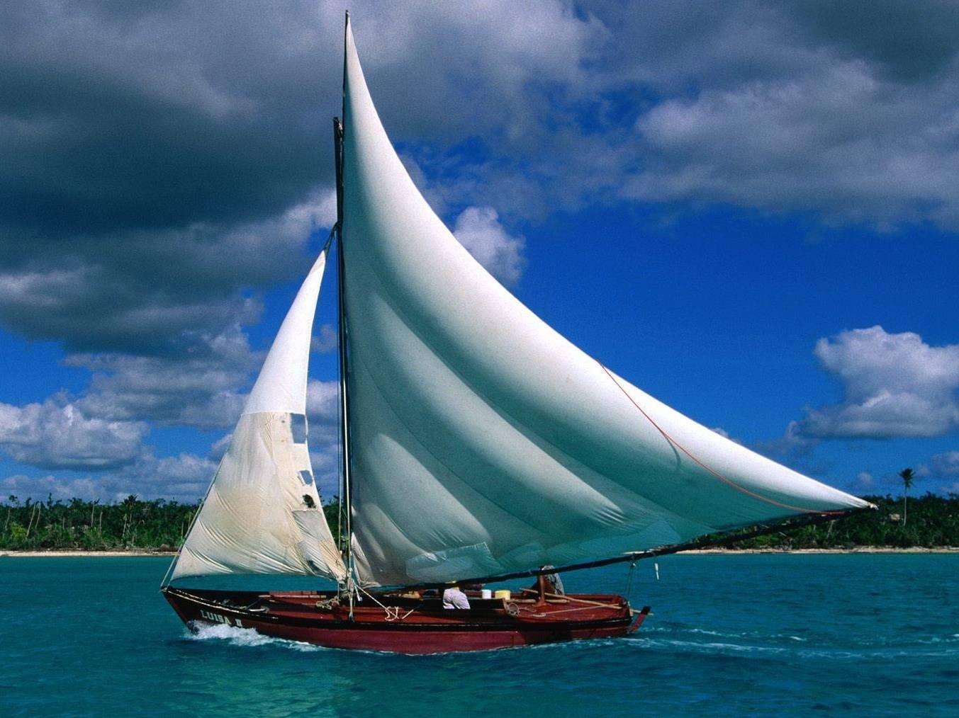 ветер надувает паруса картинка успешно