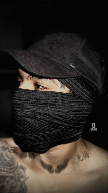 Black Mask hd