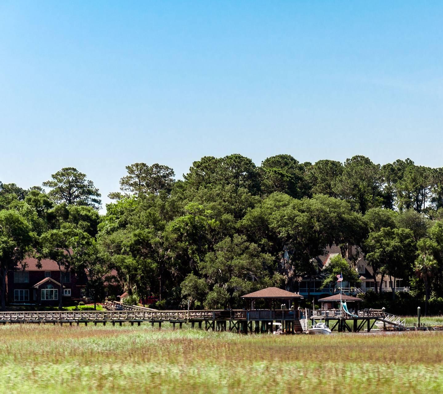 Houses on a Swamp