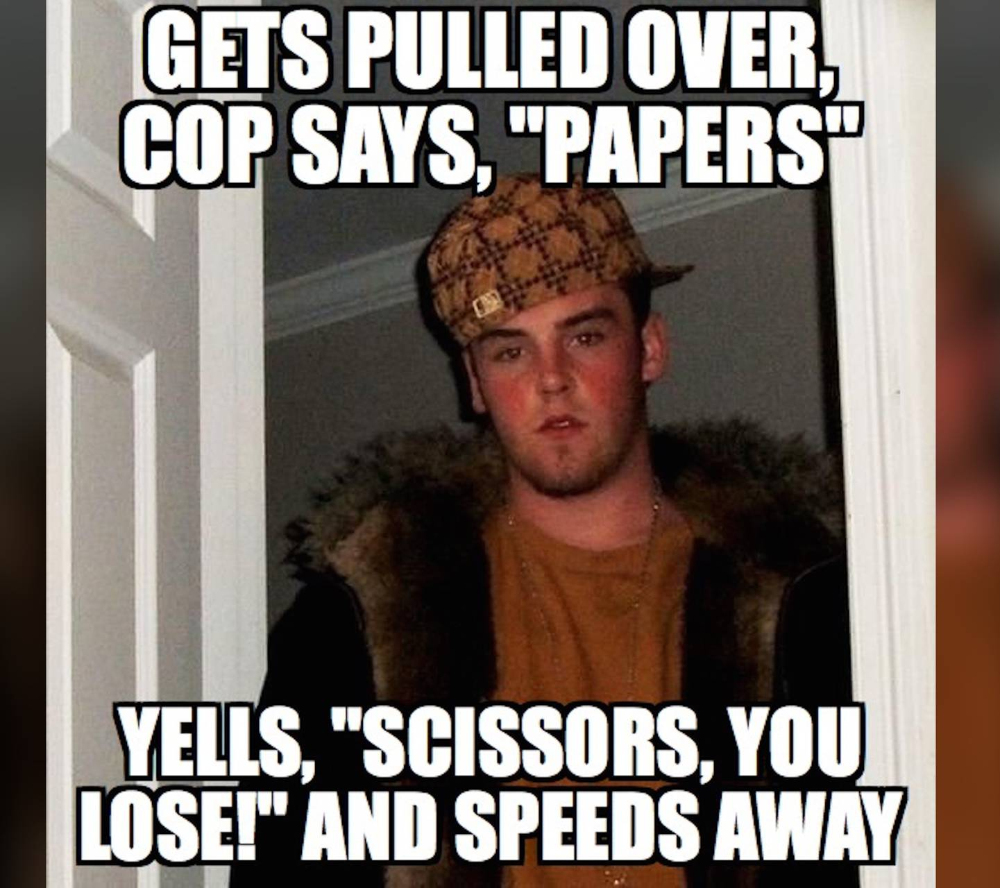 Scumbag Scissors