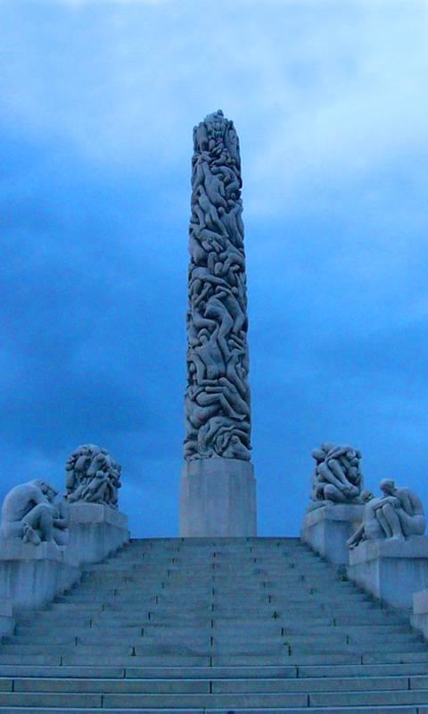 Norway monolith