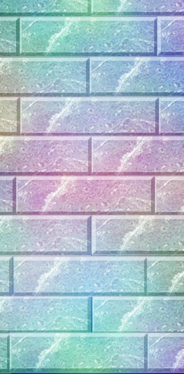 Marble Brickwall 2
