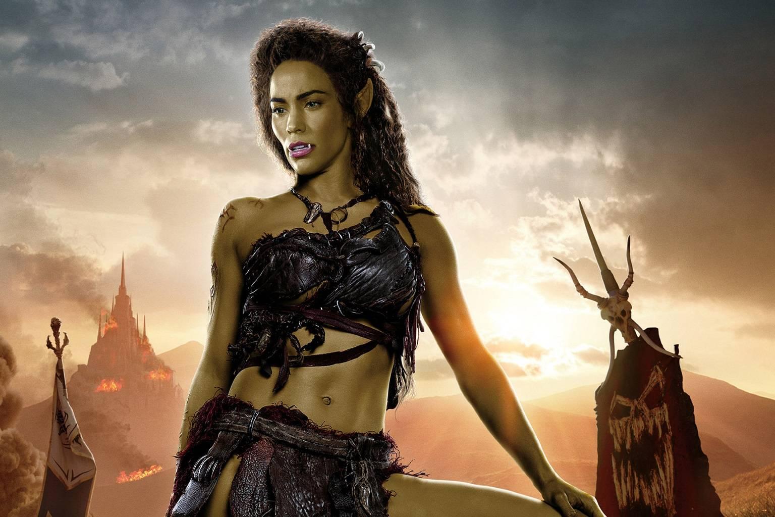 Garona Warcraft