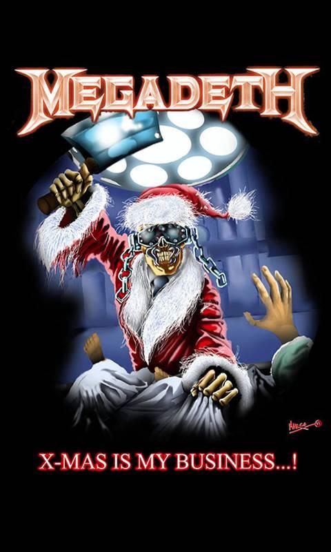 Megadeth Xmas
