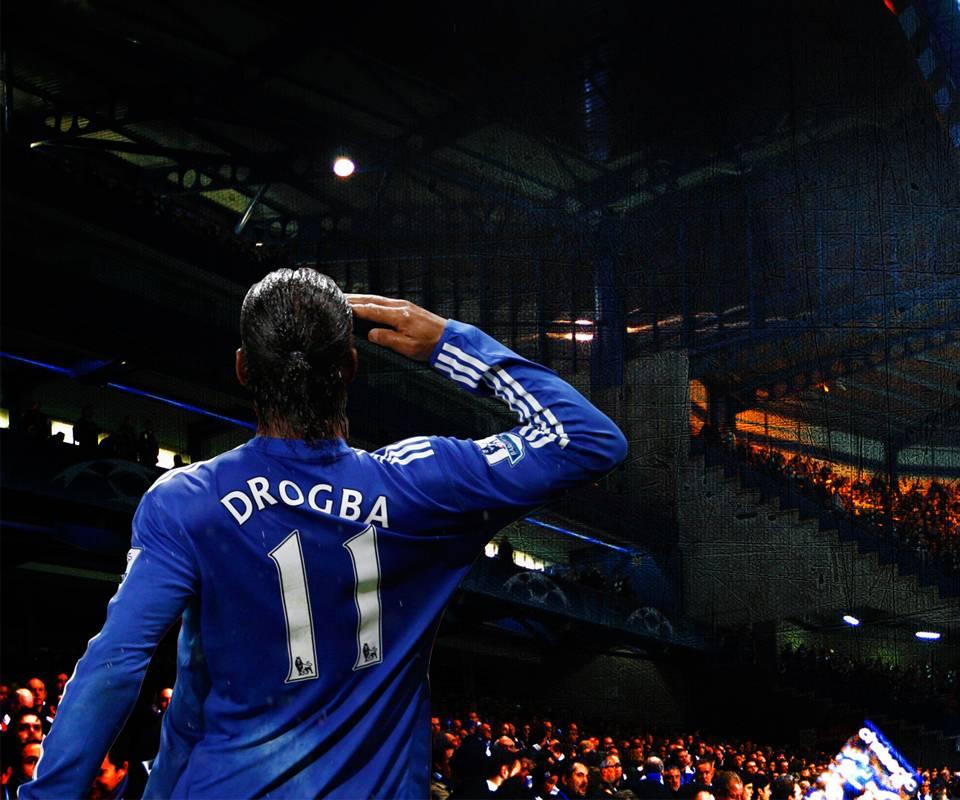 Didier Drogba Wallpaper By ShepardPL