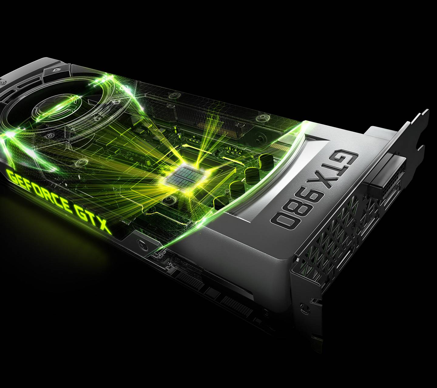 NvidiGeForce GTX 980
