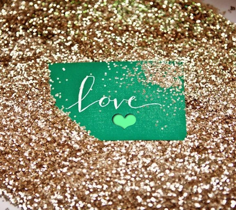 Golden Love Sand