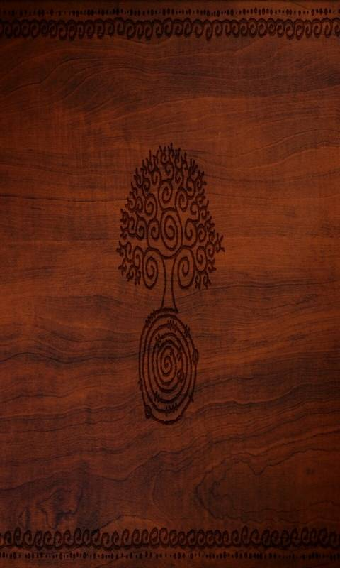 Carved On Wood