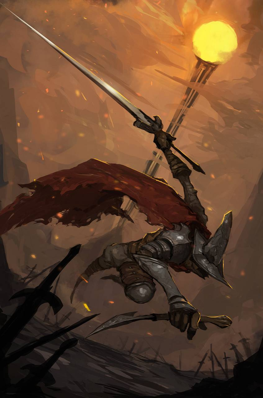 Abyss Watcher Wallpaper By Donbrocas 3e Free On Zedge