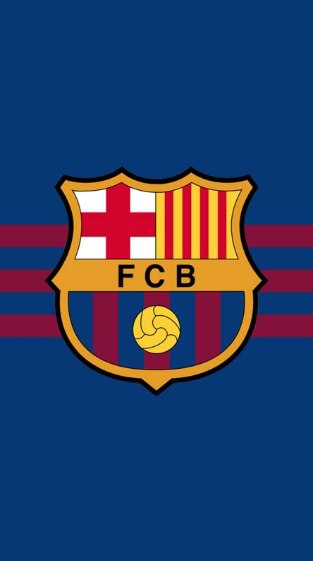 Fc Barcelona Logo Wallpaper Hd Android Secondtofirstcom