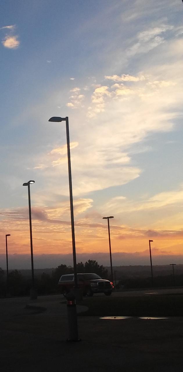 Movie Sunset