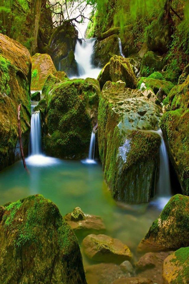 Waterfalls n streams